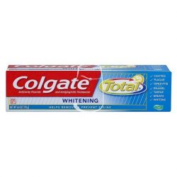 Colgate Total fogkrém 75ml Whitening