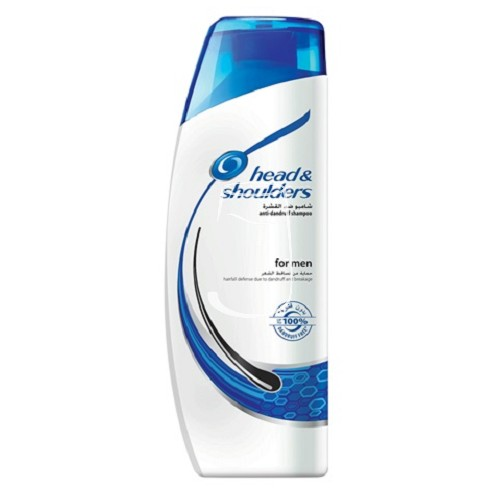 Head & Shoulders sampon 400ml Men hairfall defense