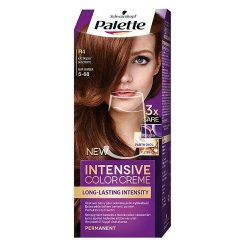 Palette hajfesték Intensive Color Creme 2x50ml (Middle chestnut)