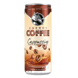 Hell Energy Coffee 250ml Cappuccino