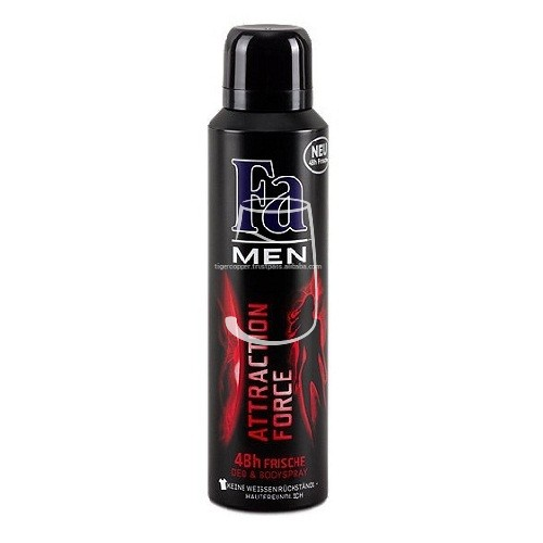 Fa men dezodor 150ml Attraction force