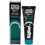 Signal fogkrém 75ml White now Men Deep cool