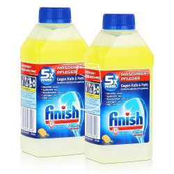 Calgonit Finish géptisztító 2x250ml Lemon