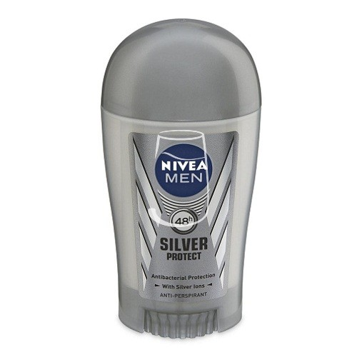 Nivea Men stick 40ml Silver Protect