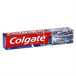 Colgate fogkrém 75ml MaxFresh for men Shivering