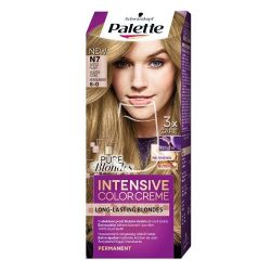 Palette hajfesték Intensive Color Creme 2x50ml (Light blonde)