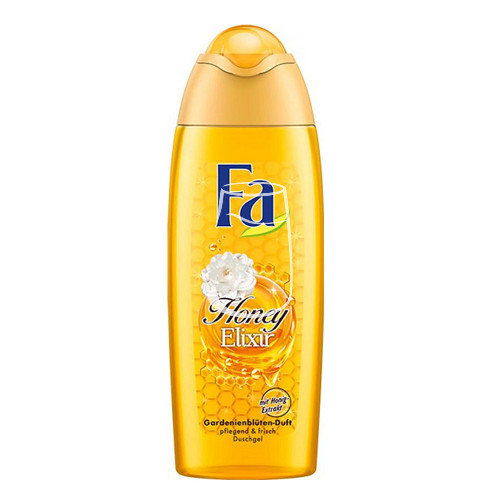 Fa tusfürdő 250ml Honey elixir