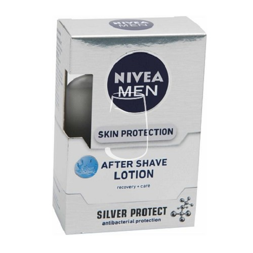 Nivea after shave lotion 100ml Silver protect