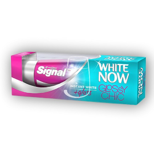 Signal fogkrém 50ml White now Glossy chic