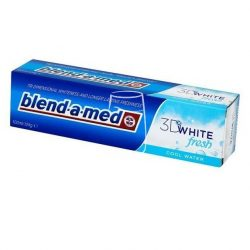Blend-a-med fogkrém 100ml 3D White fresh Cool water