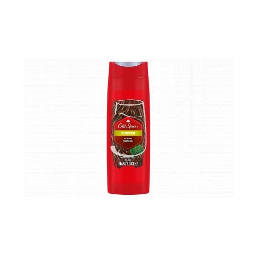 Old spice tusfürdő 400ml Timber