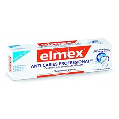 Elmex fogkrém 75ml Anticaries professional