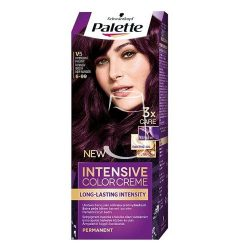 Palette hajfesték Intensive Color Creme 2x50ml (Intense violet)