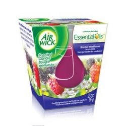 Air Wick illatgyertya 105g Mountain berry blossom