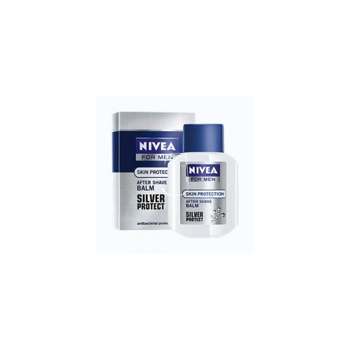 Nivea Men after shave balzsam 100ml Skin protection Silver protect