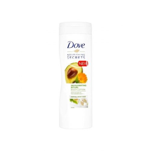 Dove testápoló 400ml Nourishing secrets Invigorating ritual