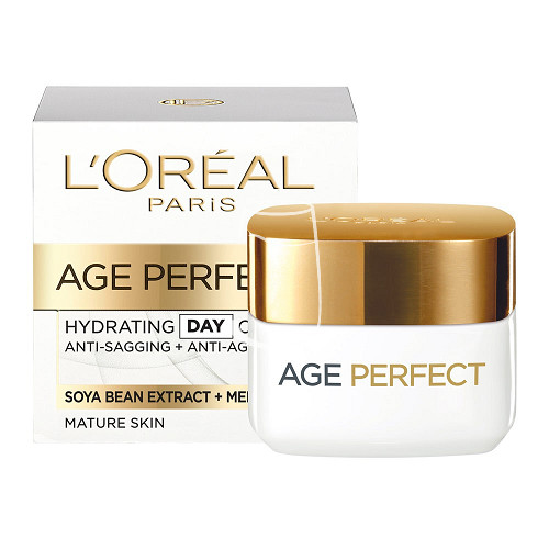 L'oréal Paris nappali arckrém 50ml Age perfect