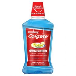 Colgate szájvíz 500ml Total Whole mouth health Peppermint blast