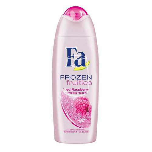 Fa tusfürdő 250ml Frozen fruits Iced rapsberry