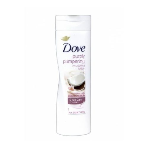 Dove testápoló 250ml Purely pampering Coconut milk