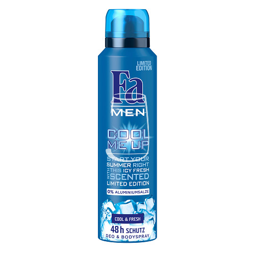 Fa men dezodor 150ml Cool me up - Cool&fresh