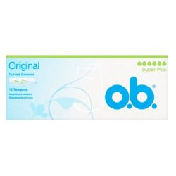 OB tampon Original 16db-os Super plus