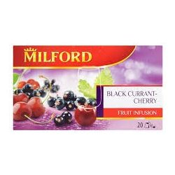 Milford tea 55g Blackcurrent-cherry