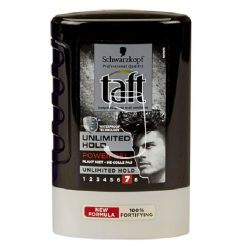 Taft hajzselé 300ml Unlimited Hold (7)