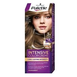 Palette hajfesték Intensive Color Creme 2x50ml (Middle blonde)