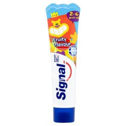 Signal Kids fogkrém 50ml  Fruity Flavour