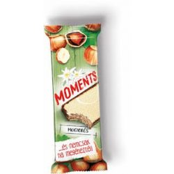 Moments ostya 50g Mogyorós