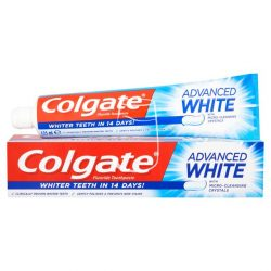 Colgate fogkrém 100ml Advanced white