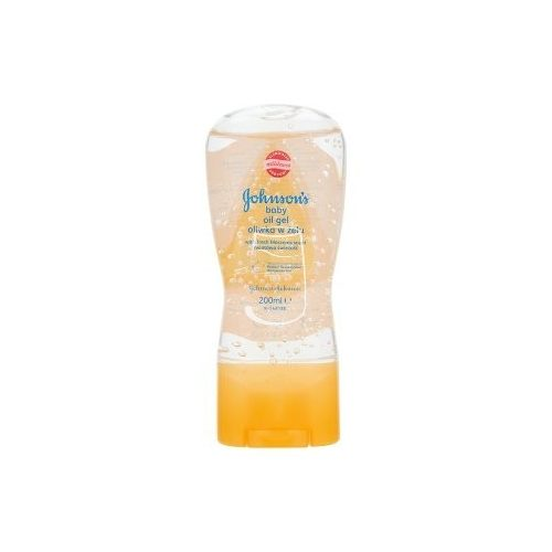 Johnson's baby olajos gél 200ml