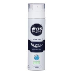 Nivea borotvagél 200ml Sensitive