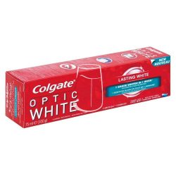 Colgate fogkrém 75ml Optic White Lasting white
