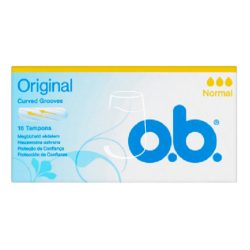 OB tampon Original 16db-os Normal