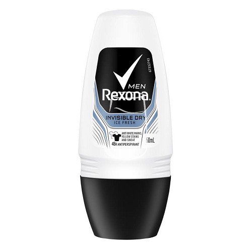 Rexona Men roll-on 50ml Invisible ice fresh