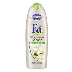 Fa tusfürdő 250ml Shower+lotion - Avocado