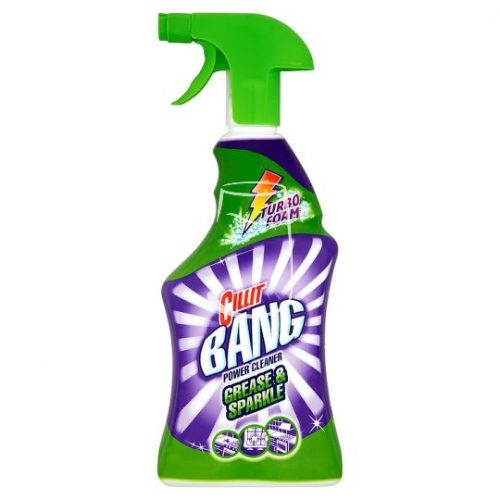 Cillit Bang Power cleaner zsíroldóspray 1L Grease&sparkle