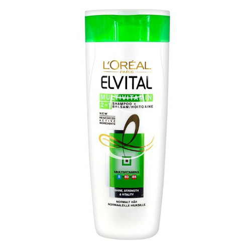 Elvital sampon 300ml Multivitamin 2in1