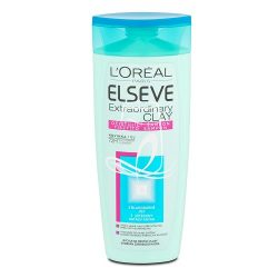 Elseve sampon 250ml Extraordinary clay- Tisztító