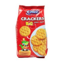 Croco crackers 200g Big Sós