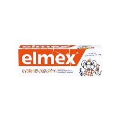 Elmex fogkrém 50ml Anticaries children