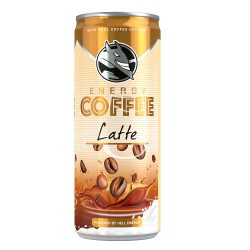 Hell Energy Coffee 250ml Latte