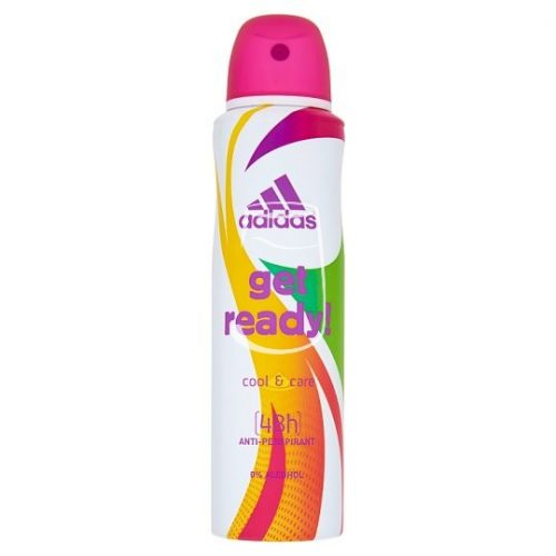 Adidas dezodor for woman 150ml Get ready cool & care