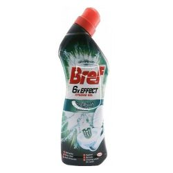 Bref 6x effect wc tisztítógél 750ml Micro-brush Action