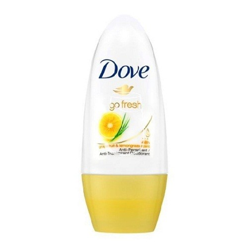 Dove roll-on 50ml Go fresh Grapefruit&Lemongrass scent