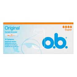 OB tampon Original 16db-os Super