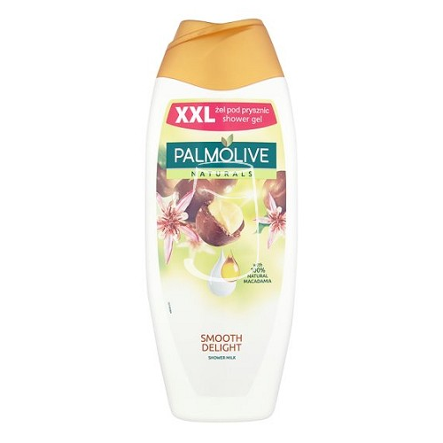 Palmolive tusfürdő 500ml Naturals Smooth delight