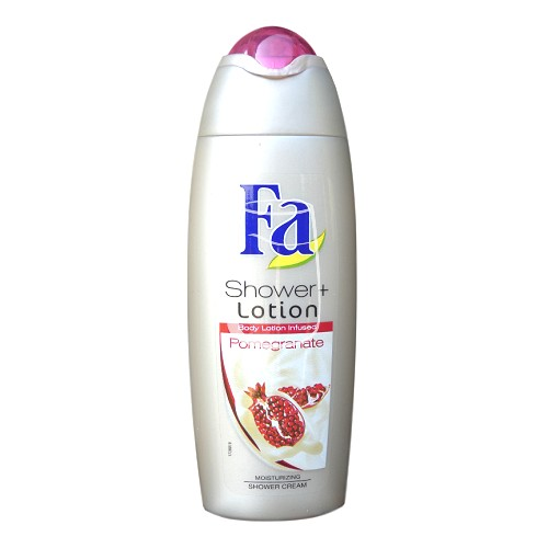 Fa tusfürdő 250ml Shower+lotion - Pomegranate